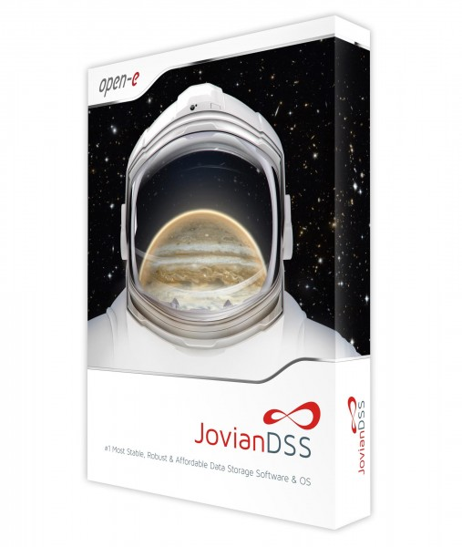 Open-E JovianDSS Standard Support Reinstatement 1 Jahr (1919), über 512TB