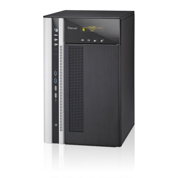 Thecus N8850 8-Bay 10TB Bundle mit 5x 2TB Ultrastar