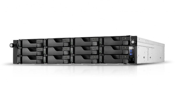 Asustor AS7112RDX 12-Bay 36TB Bundle mit 6x 6TB Gold WD6003FRYZ