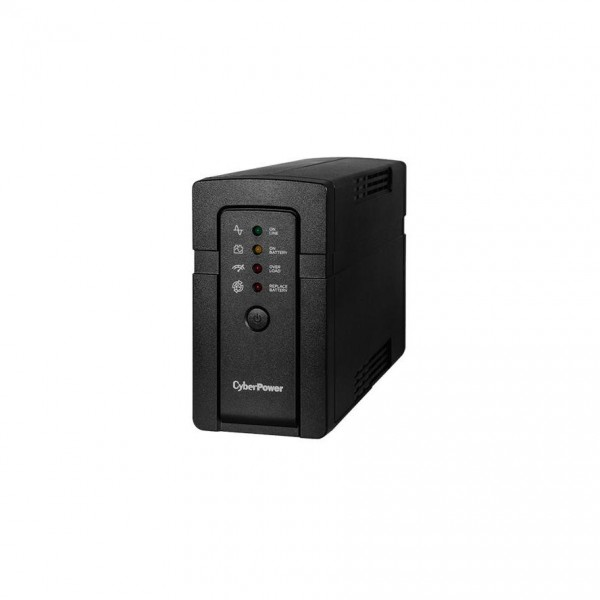 Cyberpower USV RT650EI UPS 650VA/400W Interactive LCD USB