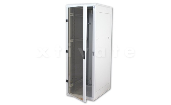 """Triton Delta RZ 19"""" Standschrank, zerlegbar, 42HE/800x1100, Glast"""
