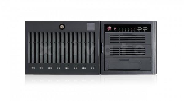 "exomium server 408+ 4HE 8x 3,5"" mit 8x 1000GB SATA (R4-E52620x2-64GB-810-408+)"