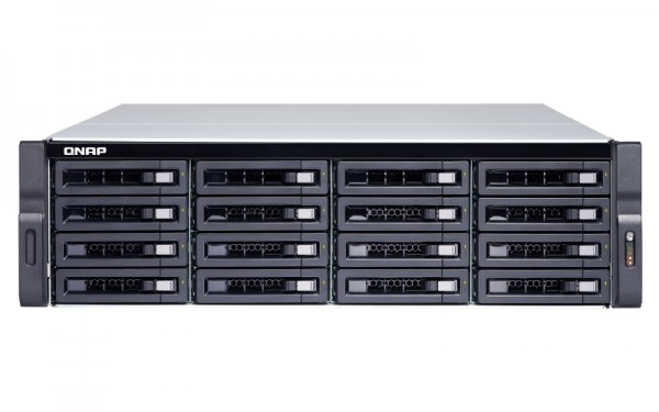 Qnap TS-1673U-RP-64G 16-Bay 32TB Bundle mit 8x 4TB Gold WD4003FRYZ