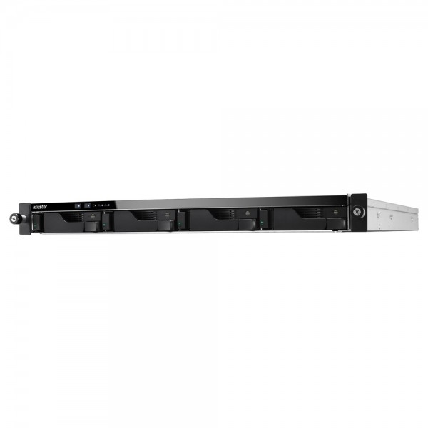 Asustor AS6204RD 4-Bay 28TB Bundle mit 2x 14TB Red Plus WD14EFGX