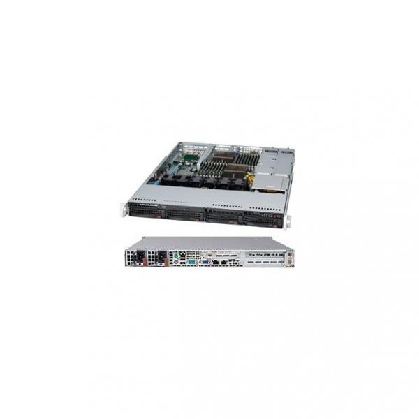 Supermicro A+ Server 1022G-NTF (black)