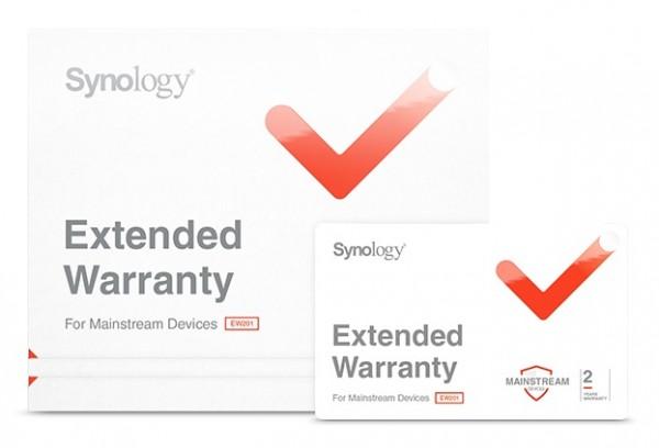 Synology EW202 - Erweiterte Garantie (4./5. Jahr)