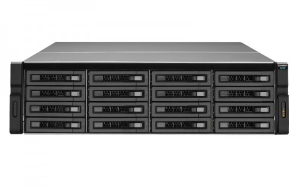 Qnap REXP-1620U-RP 16-Bay 256TB Bundle mit 16x 16TB IronWolf ST16000VN001