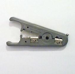 Abisolierwerkzeug für Twisted-Pair-Kabel