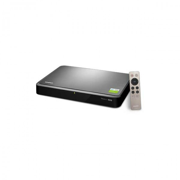 Qnap HS-251+ 2.0GHz 2GB Fanless NAS Bundle 6T mit 1x 6000GB ST6000VN0033