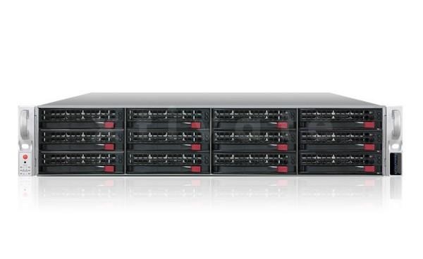 exomium storage 212+ R5-nOS-1620v4-32GB, 10x 4TB + 2x 0,4TB SSD Cache (225892)