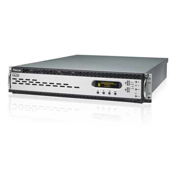 Thecus N12000PRO 12-Bay 96TB Bundle mit 12x 8TB IronWolf ST8000VN0004