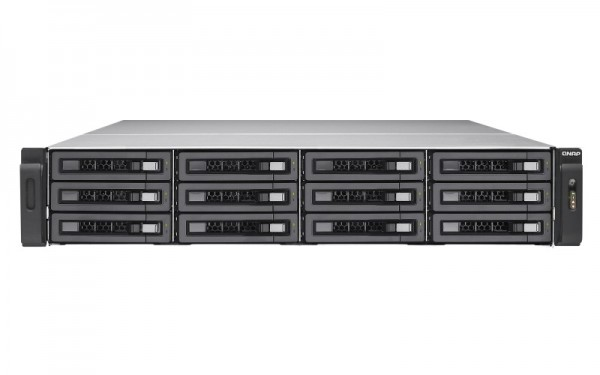 Qnap TES-1885U-D1531-128GR 18-Bay 12TB Bundle mit 6x 2TB IronWolf Pro ST2000NE0025