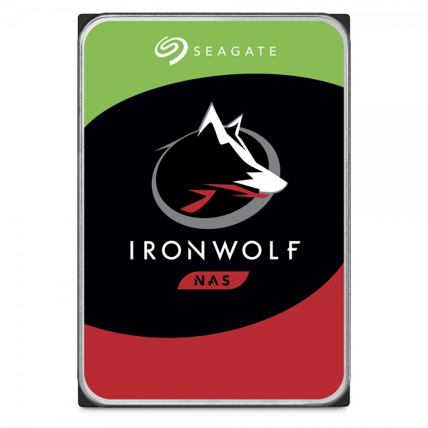 16000GB Seagate IronWolf NAS HDD, SATA 6Gb/s (ST16000VN001)