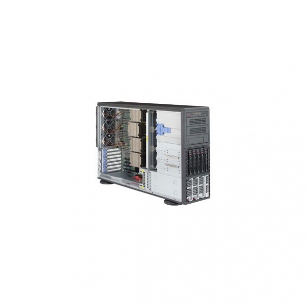 Supermicro SuperServer 8048B-TR3F (black)