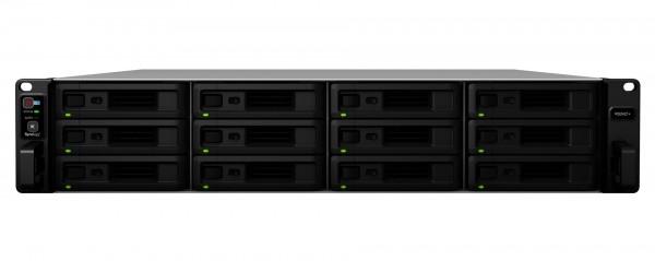Synology RS2421+ 12-Bay 144TB Bundle mit 12x 12TB Synology HAT5300-12T