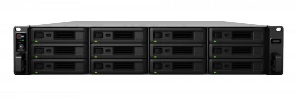 Synology SA3200D 12-Bay 12TB Bundle mit 6x 2TB HGST Ultrastar SAS