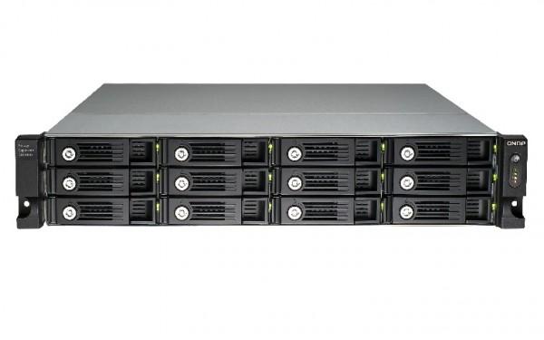 Qnap UX-1200U-RP 12-Bay 144TB Bundle mit 12x 12TB Ultrastar
