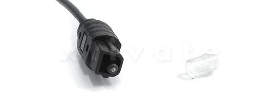 Toslink Kabel Stecker Stecker - 5,0m