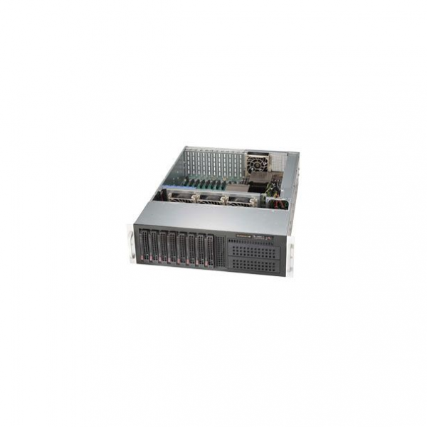 Supermicro SuperServer 6037R-TXRF (black)