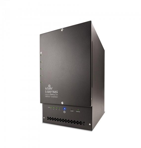 ioSafe NAS 1517, 4x Gb LAN, 120 TB (10 x 12 TB) HDD, 1 Jahr DRS BASIC (NF1210-1)