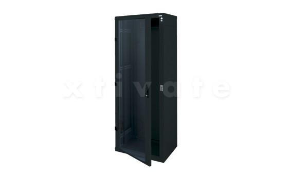 """Triton Delta RZ 19"""" Standschrank, zerlegbar, 42HE/600x900, Glast"""