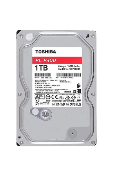 1000GB Toshiba P300, 3,5