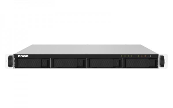 QNAP TS-432PXU-RP-8G 4-Bay 4TB Bundle mit 4x 1TB Gold WD1005FBYZ