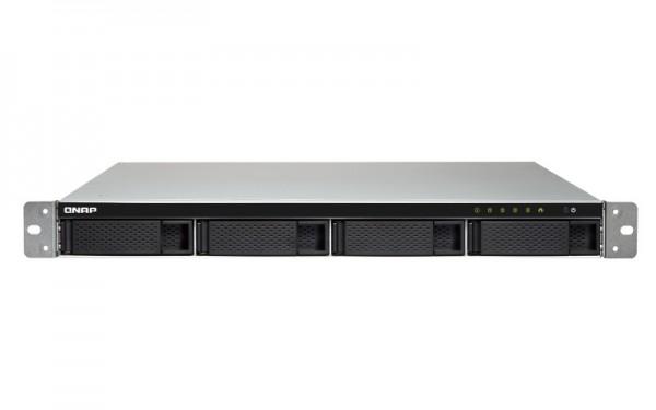 Qnap TS-453BU-RP-8G 4-Bay 24TB Bundle mit 4x 6TB Red WD60EFAX