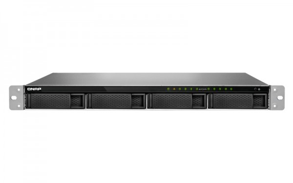 Qnap TS-977XU-RP-3600-16G 9-Bay 8TB Bundle mit 4x 2TB Exos