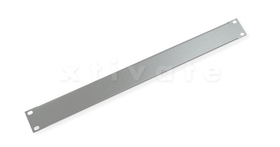 "Triton 19"" Blindplatte 1HE (RAC-ZP-X01-A1)"