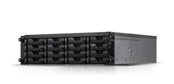 Asustor AS7116RDX 16-Bay 64TB Bundle mit 16x 4TB Red Pro WD4003FFBX