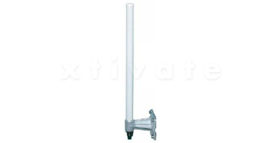 LevelOne OAN-4100 802.11a(5.500~5.825Ghz), 10dBi Omni-Directionale Antenne