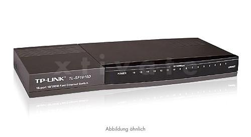 Switch, 16 Port, 10/100 Mbit