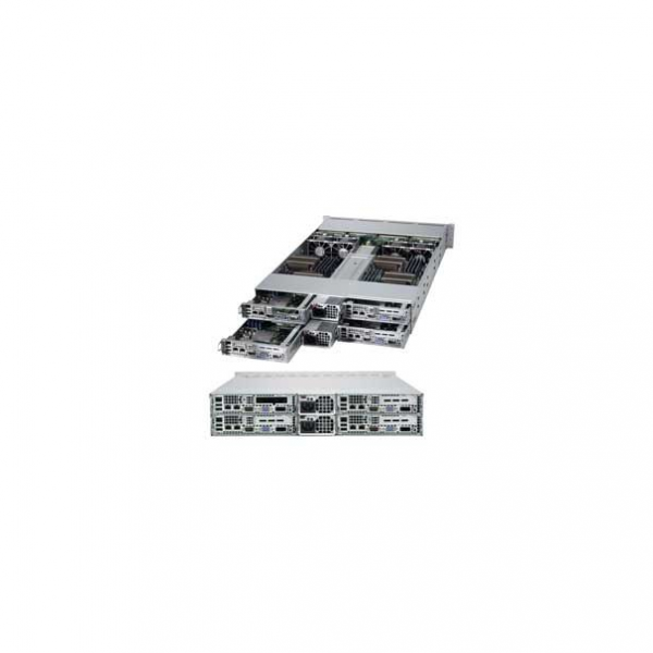 Supermicro A+ Server 2022TG-H6RF (black)